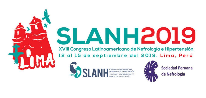 XVIII Congreso Latinoamericano de Nefrologia e Hipertension
